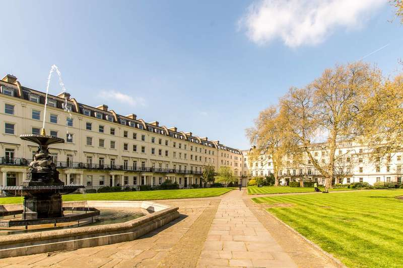 2 Bedrooms Flat for sale in Lindsay Square, Pimlico, SW1V