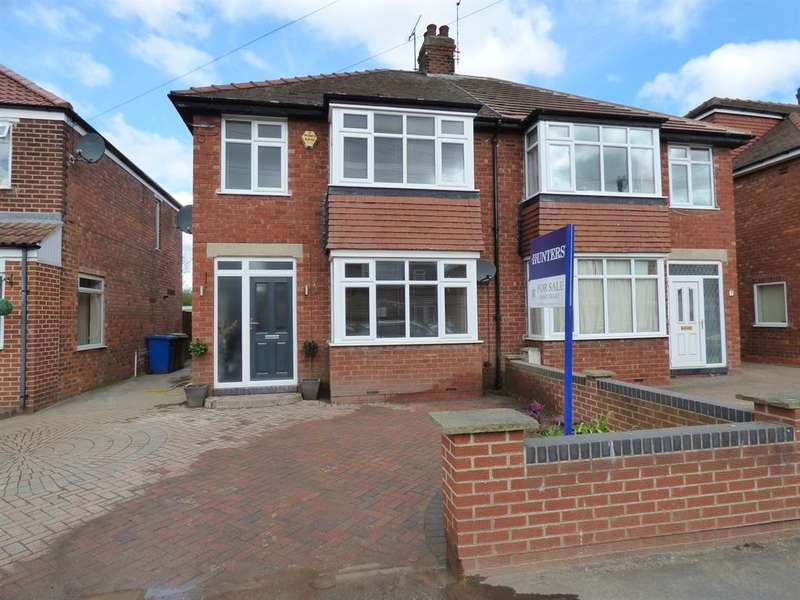 3 Bedrooms Semi Detached House for sale in Copandale Road, Beverley, HU17 7BN