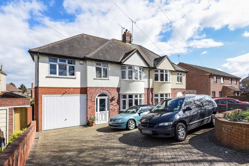 5 Bedrooms Semi Detached House for sale in St. Michaels Avenue, Yeovil