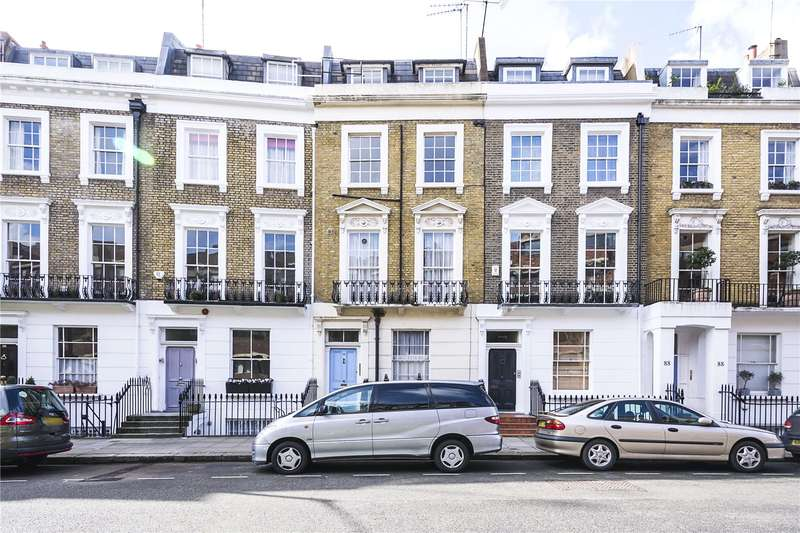 3 Bedrooms Flat for sale in Tachbrook Street, London, SW1V