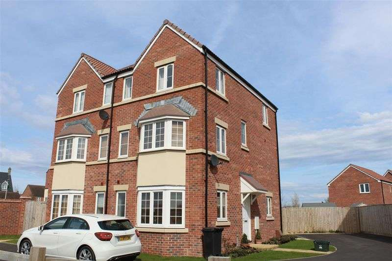 3 Bedrooms Semi Detached House for sale in Gardener Close, Weston-Super-Mare