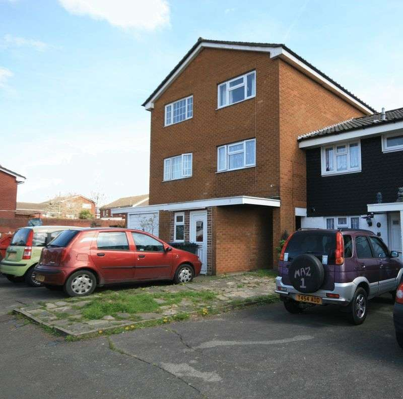 3 Bedrooms Terraced House for sale in Larwood Close, Greenford