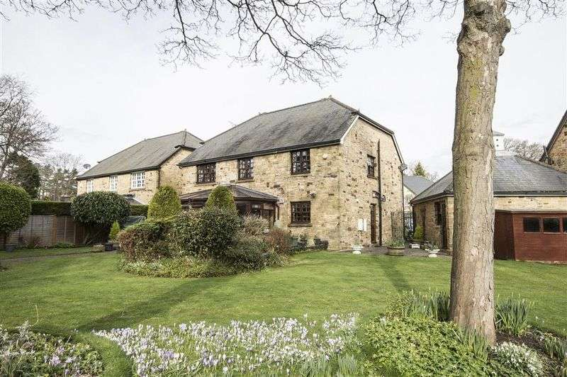 5 Bedrooms Detached House for sale in Southgate Wood, Morpeth