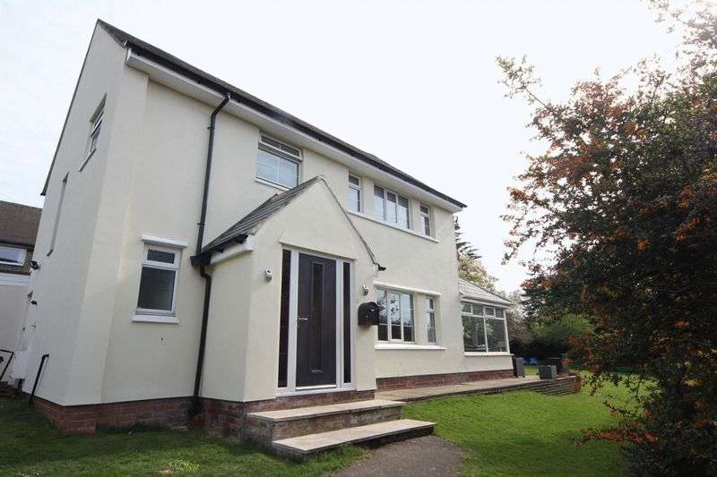 4 Bedrooms Detached House for sale in Victoria Avenue, Lower Heswall, Wirral