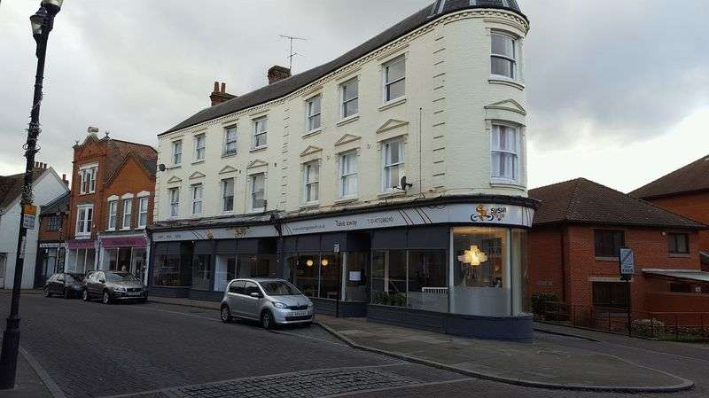 1 Bedroom Flat for sale in Fore Street, Ipswich