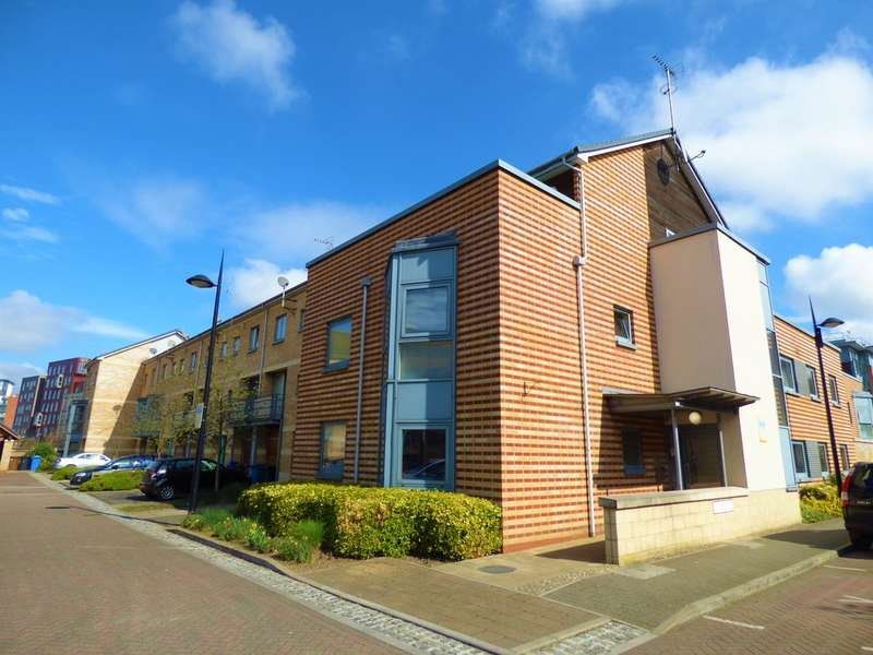2 Bedrooms Ground Flat for sale in Maude Street, Ipswich