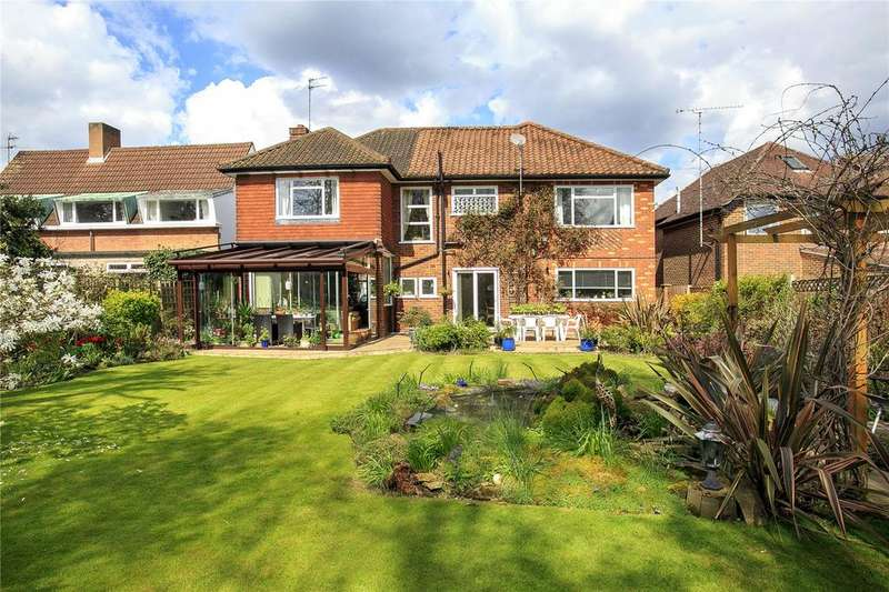 5 Bedrooms Detached House for sale in Clive Road, Twickenham, TW1
