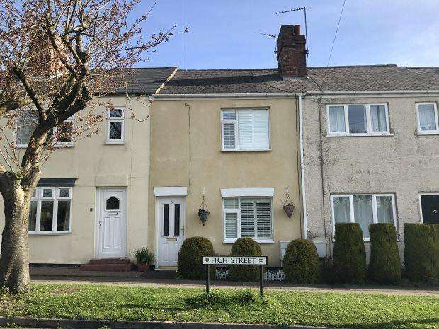 3 Bedrooms Terraced House for sale in HIGH STREET, HIGH SHINCLIFFE, DURHAM CITY