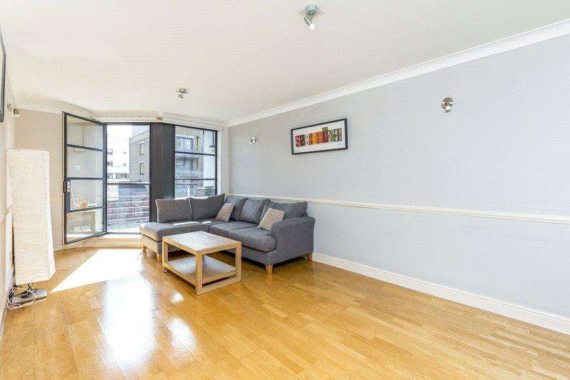 1 Bedroom Apartment Flat for sale in Vanilla Sesame Court, Curlew Street, London, SE1