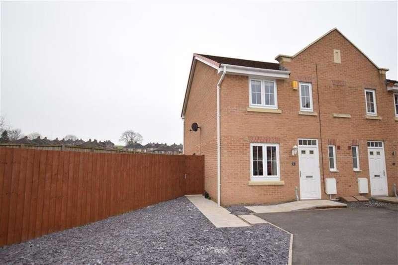 3 Bedrooms Semi Detached House for sale in Long Furlong, Penistone, Sheffield, S36