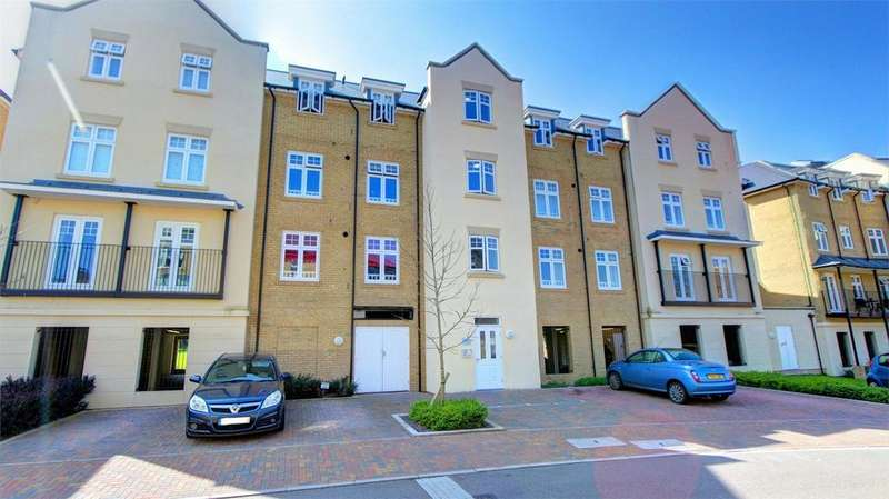 1 Bedroom Flat for sale in Mackintosh Street, Bromley, Kent