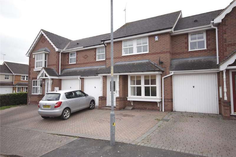 3 Bedrooms Terraced House for sale in Lyppard Habington, Worcester
