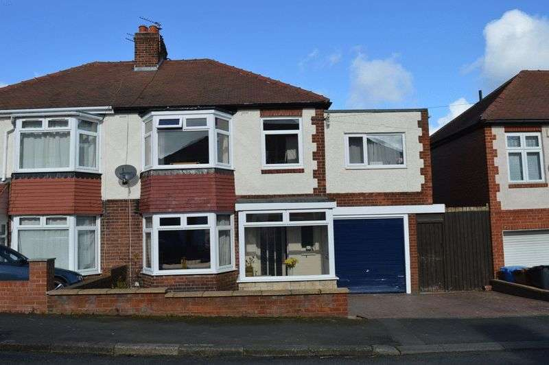 5 Bedrooms Semi Detached House for sale in Stobhill Villas, Morpeth