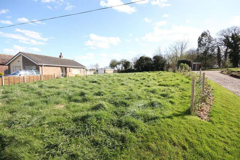 Land Commercial for sale in Building Plot, Alford road, Huttoft