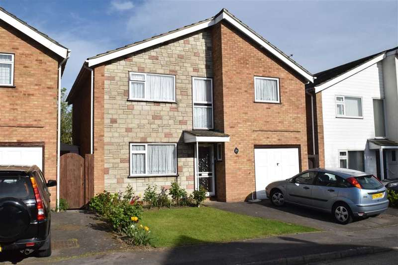 4 Bedrooms Detached House for sale in St. James Park, Chelmsford