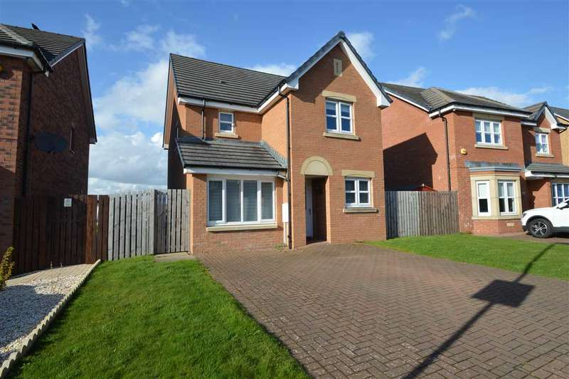 3 Bedrooms Detached House for sale in Red Deer Road, Newton Farm, Cambuslang