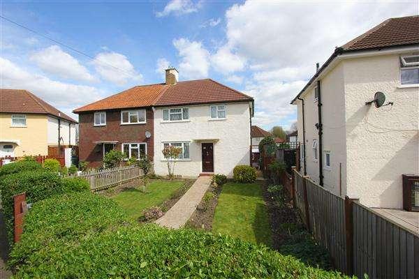 3 Bedrooms Semi Detached House for sale in Cosedge Crescent, Croydon