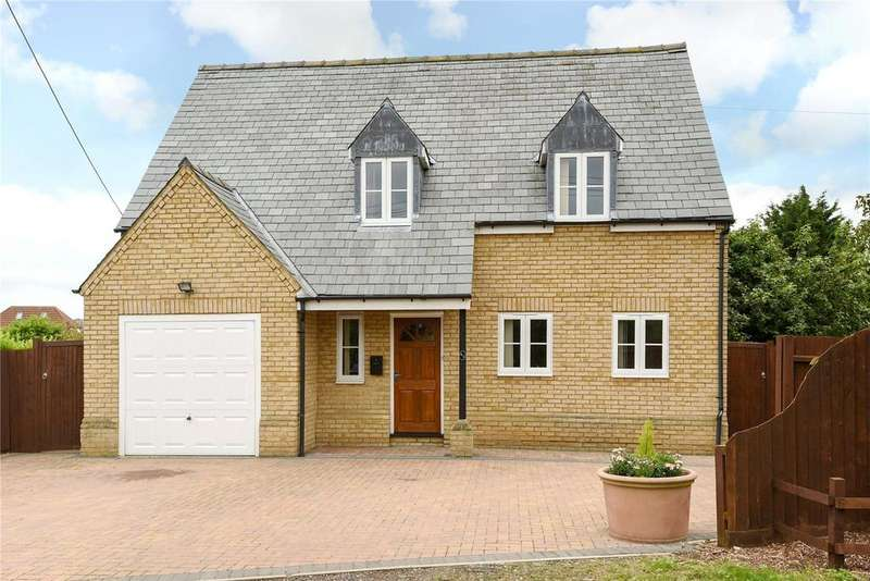 4 Bedrooms Detached House for sale in New Street, Chippenham, Ely, Cambs, CB7