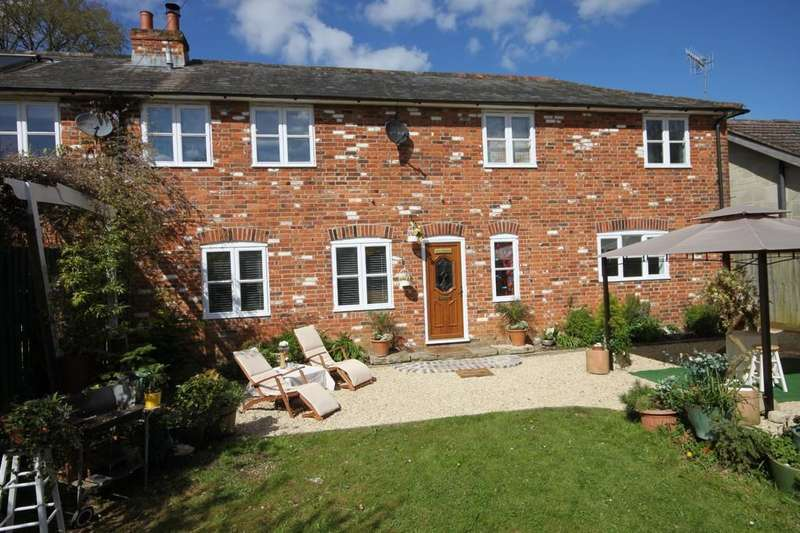 4 Bedrooms Semi Detached House for sale in CATHERINE FORD ROAD, DINTON, WILTSHIRE
