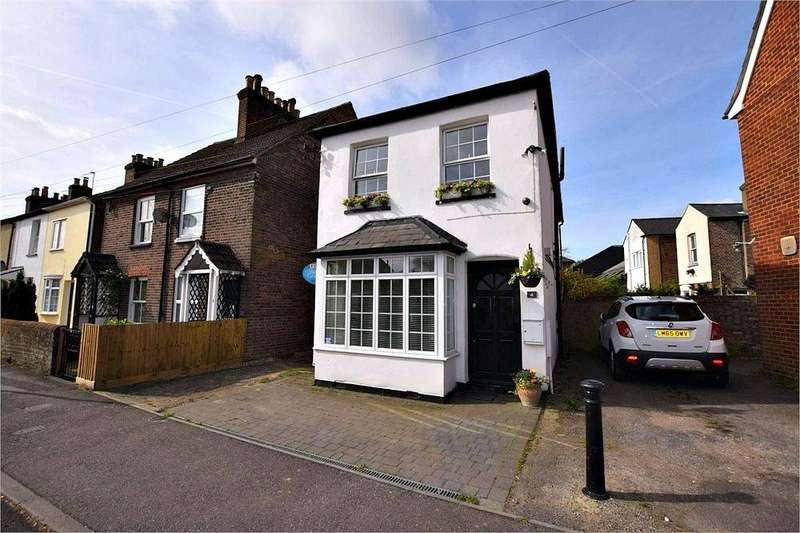 3 Bedrooms Detached House for sale in Adrian Road, ABBOTS LANGLEY, Hertfordshire