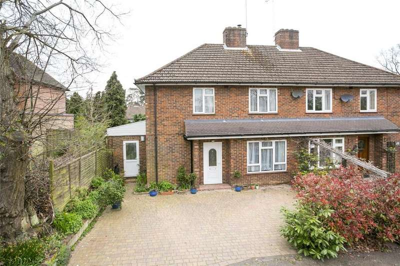 3 Bedrooms Semi Detached House for sale in Seal Hollow Road, Sevenoaks, Kent