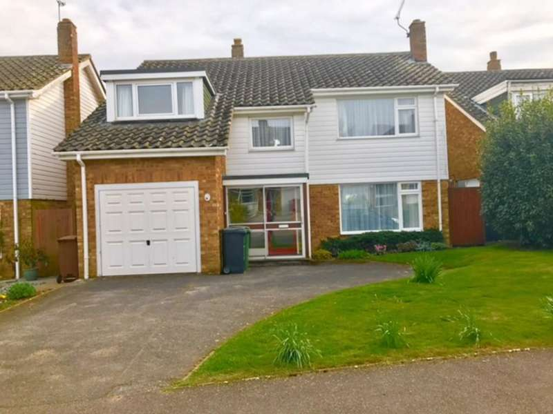 4 Bedrooms Detached House for sale in Beechwood Road, Barming
