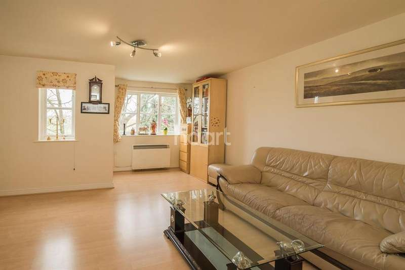 2 Bedrooms Flat for sale in Pickard Close, Southgate, N14