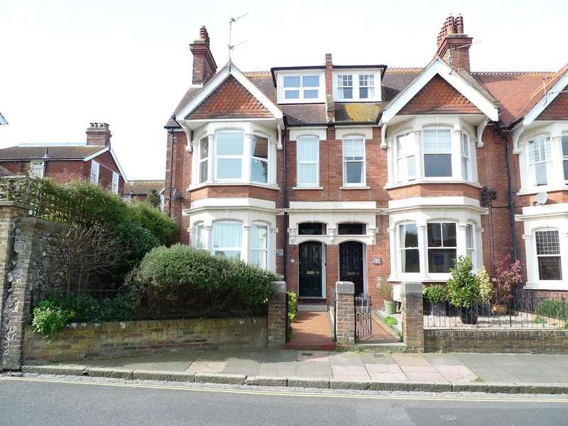 4 Bedrooms Semi Detached House for sale in Vicarage Road, Old Town, Eastbourne, BN20