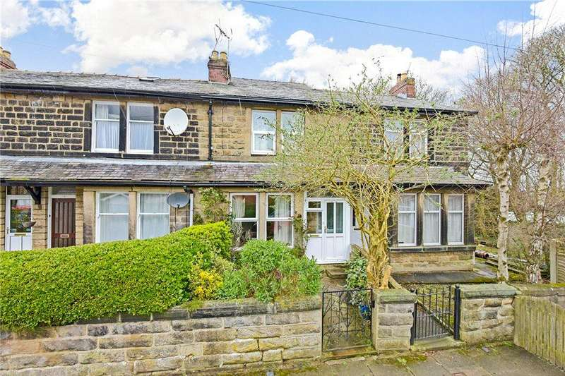 3 Bedrooms Terraced House for sale in Plantation Terrace, Harrogate, North Yorkshire