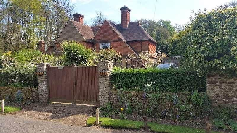 3 Bedrooms Semi Detached House for sale in North Munstead Lane, Munstead, Godalming, Surrey, GU8