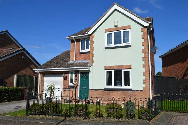 3 Bedrooms Detached House for sale in Saddlers Croft, Castleford