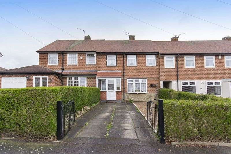 3 Bedrooms Terraced House for sale in TEWKESBURY CRESCENT, CHADDESDEN