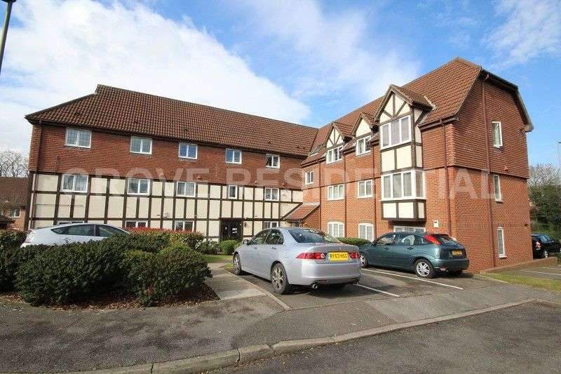 2 Bedrooms Ground Flat for sale in Priory Field Drive, Edgware