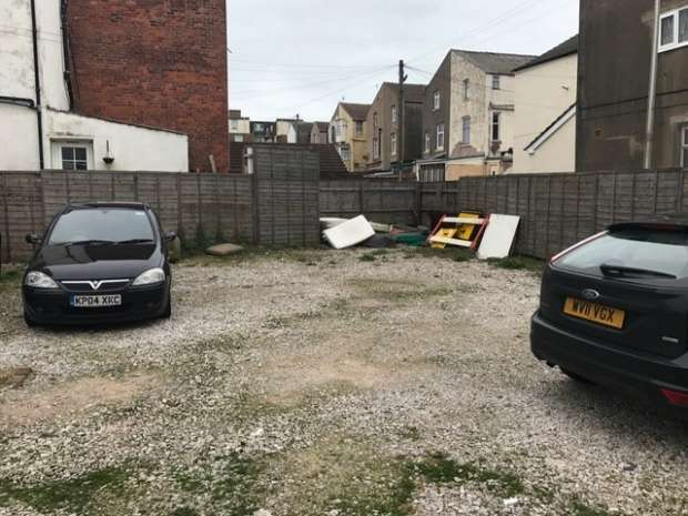 Land Commercial for sale in Nelson Road South Shore Blackpool