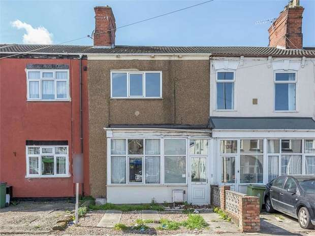 2 Bedrooms Terraced House for sale in Hainton Avenue, Grimsby, Lincolnshire
