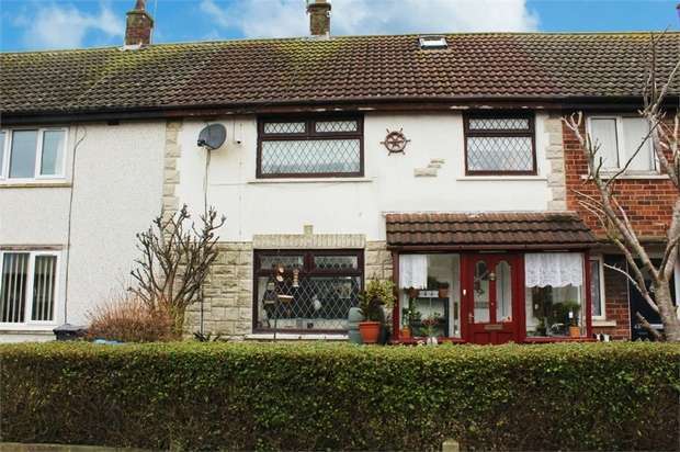 3 Bedrooms Terraced House for sale in Duddon Avenue, Fleetwood, Lancashire