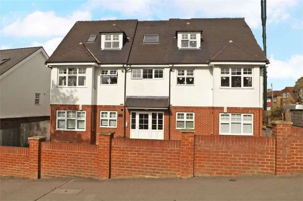 2 Bedrooms Flat for sale in 72 The Glade, Croydon, Surrey