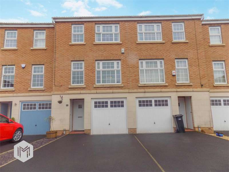 3 Bedrooms Town House for sale in Hazel Pear Close, Horwich, Bolton, Lancashire