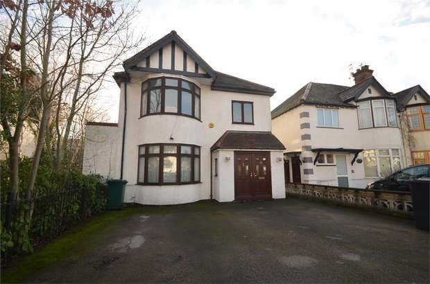 6 Bedrooms Detached House for sale in Goodwyn Avenue, Mill Hill, London
