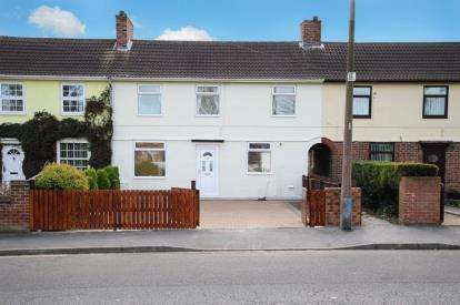 3 Bedrooms Terraced House for sale in Grange Lane, New Rossington, Doncaster