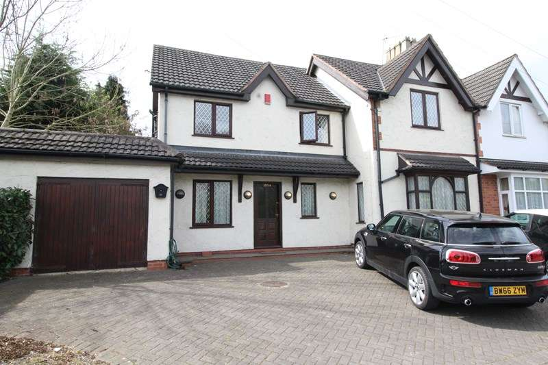 5 Bedrooms Semi Detached House for sale in Stratford Road, Shirley, Solihull