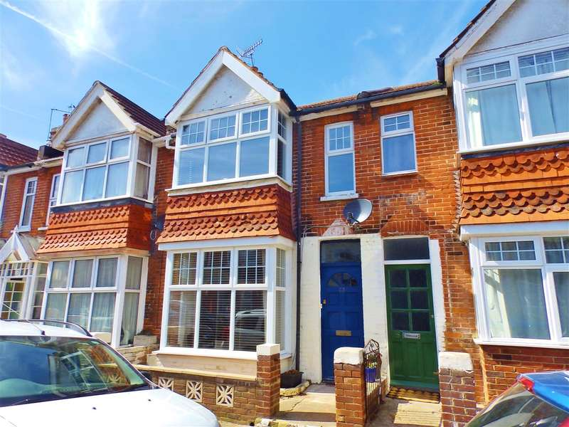 3 Bedrooms Terraced House for sale in Dudley Road, Eastbourne