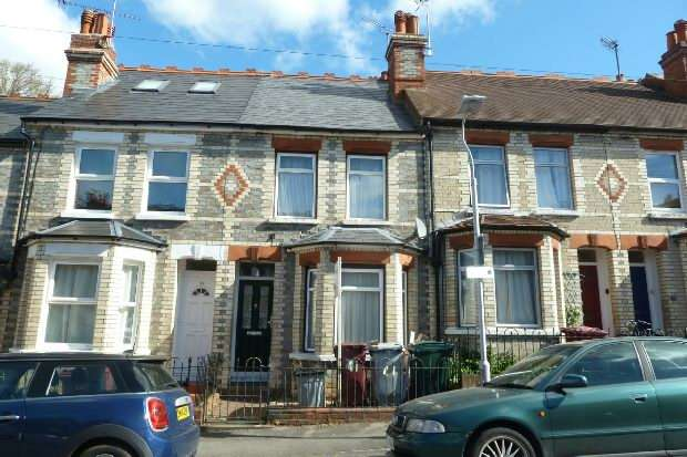 3 Bedrooms Terraced House for sale in Surrey Road Reading