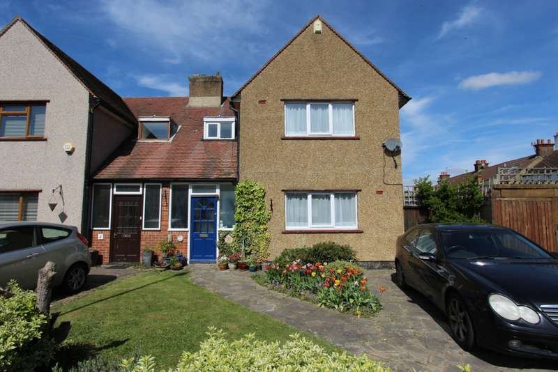 3 Bedrooms Semi Detached House for sale in Selwood Road, Addiscombe, CR0