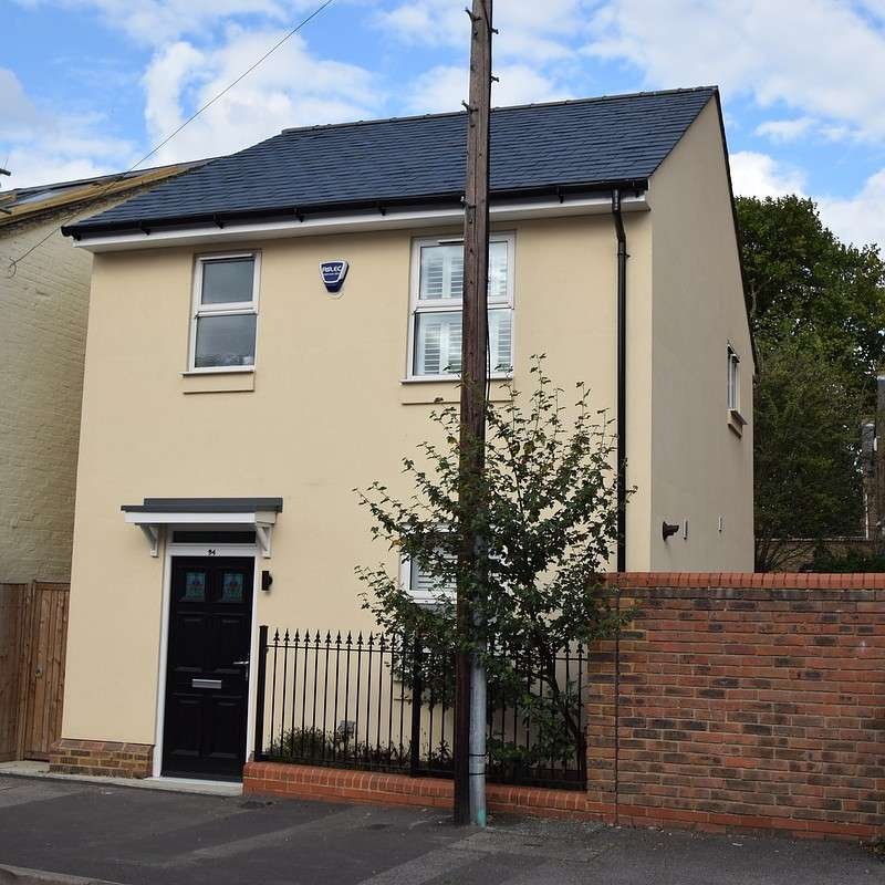 2 Bedrooms Detached House for sale in Alma Road, Windsor, SL4