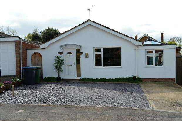 3 Bedrooms Detached Bungalow for sale in Farley Avenue, Harbury, Leamington Spa