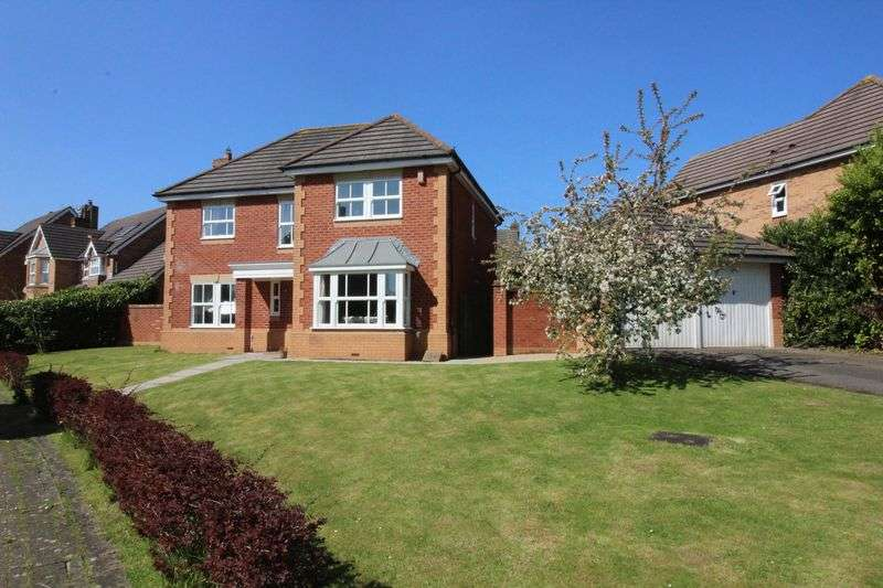 4 Bedrooms Detached House for sale in Green Pastures Road, Wraxall