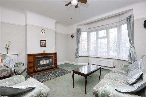 2 Bedrooms Flat for sale in Warwick Road, CR7