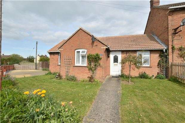 2 Bedrooms Semi Detached Bungalow for sale in Yarnolds, Shurdington, CHELTENHAM, Gloucestershire, GL51 4SJ
