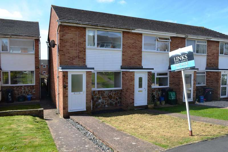 2 Bedrooms End Of Terrace House for sale in Palm Close, Exmouth